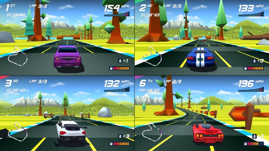 Horizon Chase Turbo 4