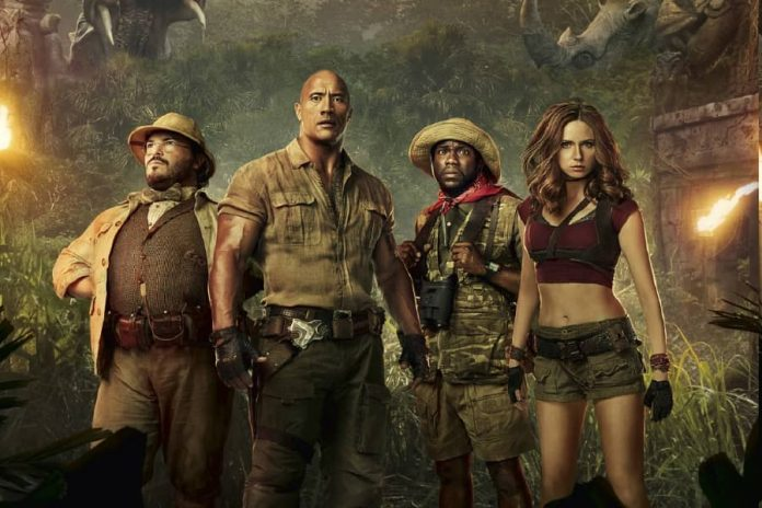 Would a Jumanji Game Be a Perfect Fit for PlayStation 4