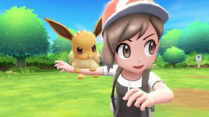 How To Play Pokémon Let's Go in Two Player Couch Co-op – GameSpew