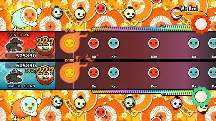 Taiko no Tatsujin Drum n Fun 3-min