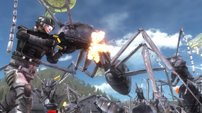 Earth Defense Force 5 1