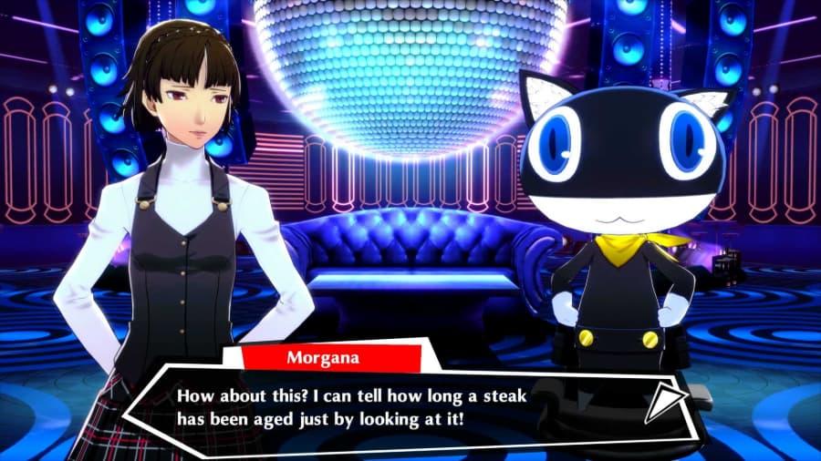 Persona 5 Dancing 2