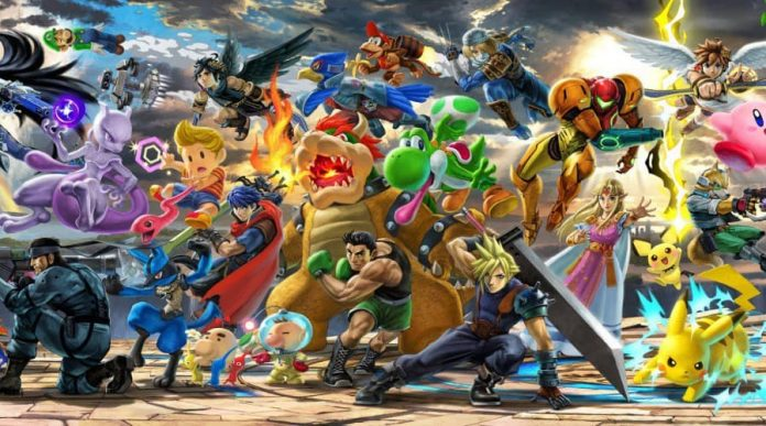 Super Smash Bros Ultimate (1)