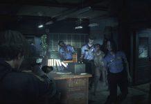 Resident Evil 2 3