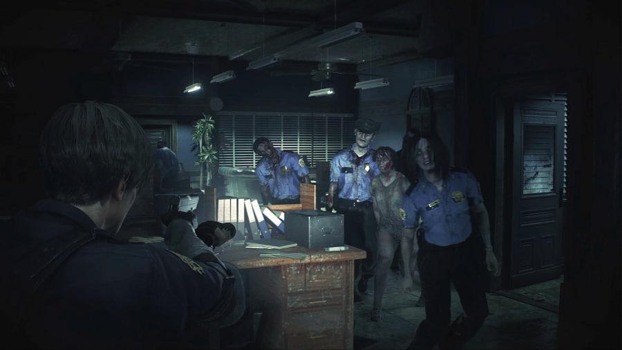 How To Unlock Leon S Desk In Resident Evil 2 Gamespew