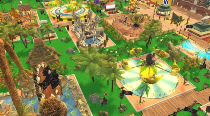 Rollercoaster Tycoon Adventures Review – GameSpew