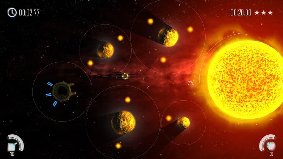 Solar Flux 1