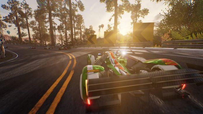 Xenon Racer 2
