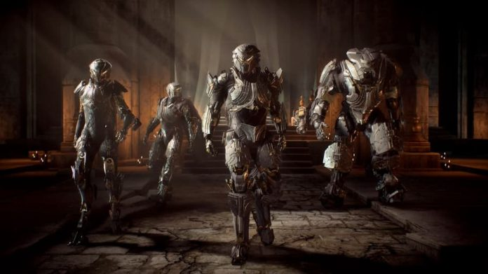 Can You Play Anthem On Your Own Gamespew