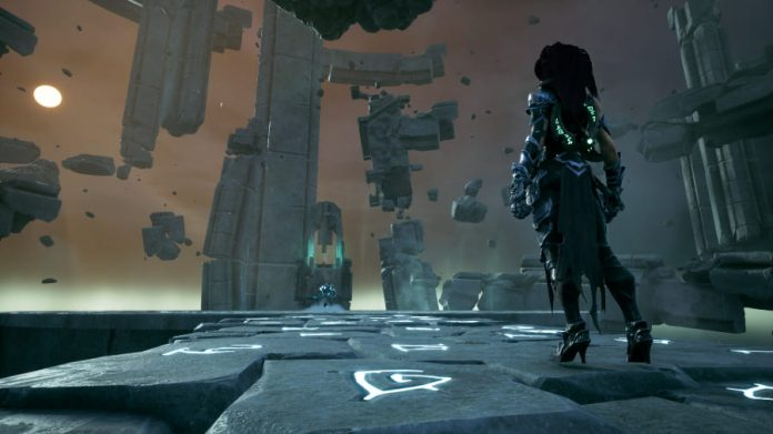 Darksiders III - Crucible 2