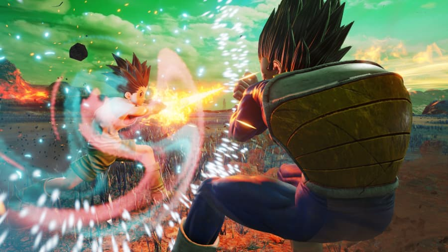 Jump Force Review – GameSpew