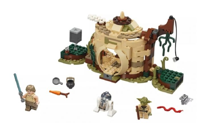LEGO Star Wars Yodas Hut