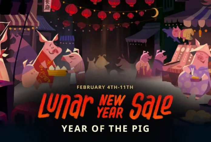 Best deals from the 12222 Lunar New Year Steam Sale