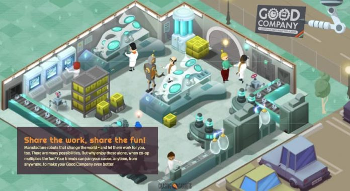 New Simulation Game Good Company Lets Players Build Their