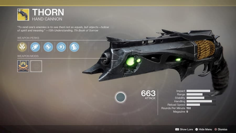 Xbox One Destiny Edition Console How to Get the Thorn i...