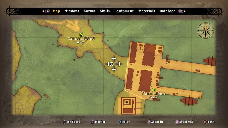 How to Complete the First Treasure Map Mission in One Piece