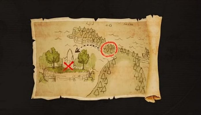 How to Complete the First Treasure Map Mission in One ...