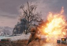 Where to Find the Flame Vent Prosthetic in Sekiro: Shadows Die Twice