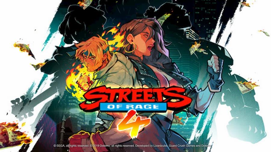 Streets of Rage 4 Recaptures the Series' Magic