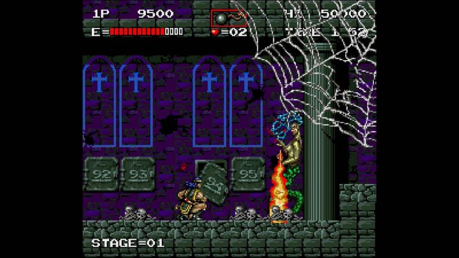 Arcade Classics Haunted Castle (1)
