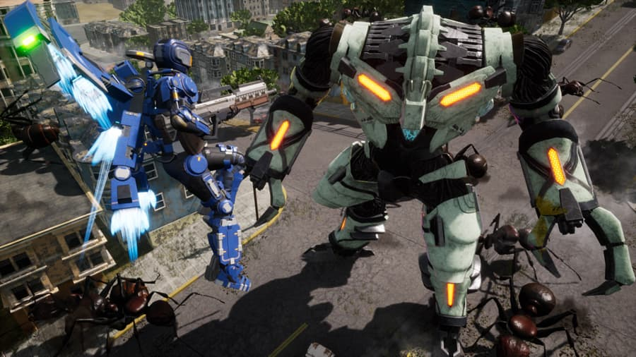 Earth Defense Force Iron Rain 3 (1)