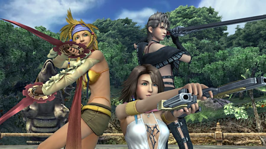 Final Fantasy X-2 (1)