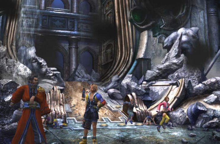 Final Fantasy X 2 (1)