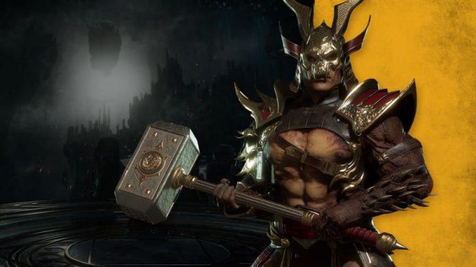Shao Kahn Mortal Kombat 11 (1)