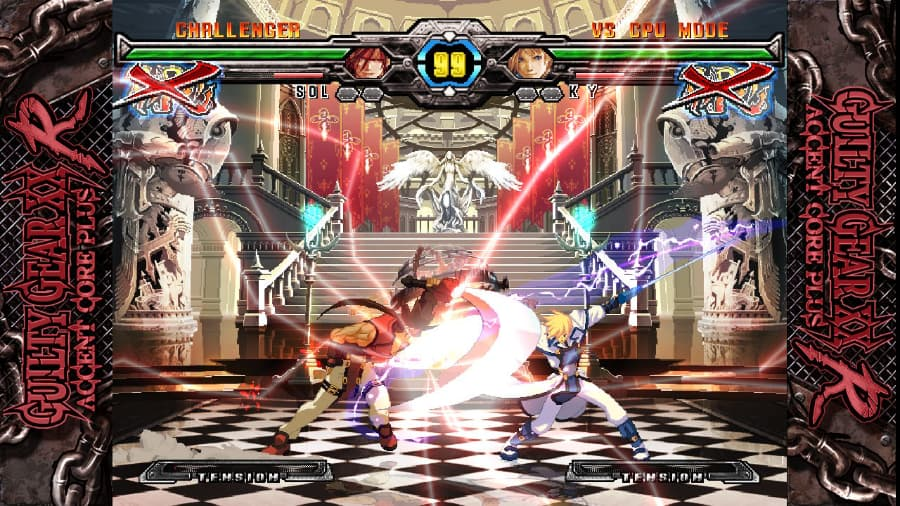 Guilty Gear XX (1)