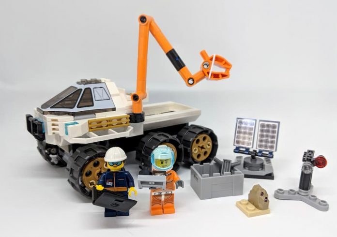 LEGO City 60225: Rover Testing Drive Review – GameSpew