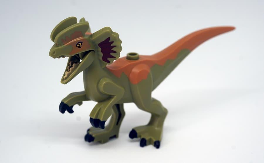 Lego 75934 dilophosaur
