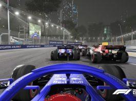 F1 2019 Singapore