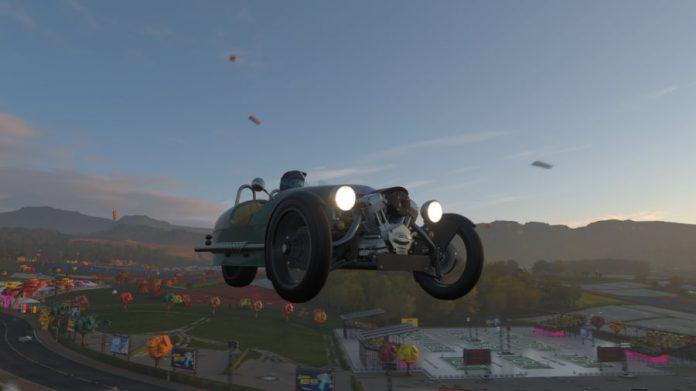 Forza Horizon 4 Cult Cars