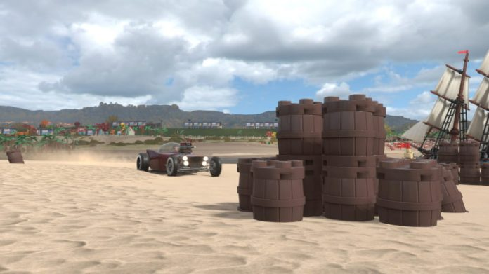 Where to Find Barrels in Forza Horizon 4 LEGO Valley – GameSpew