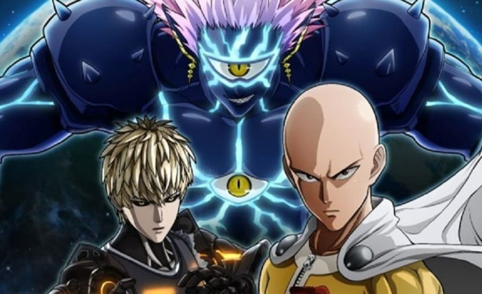 One Punch Man Header (1)