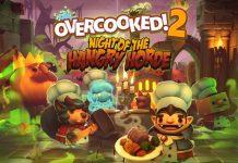Overcooked ! 2 Hangry Horde