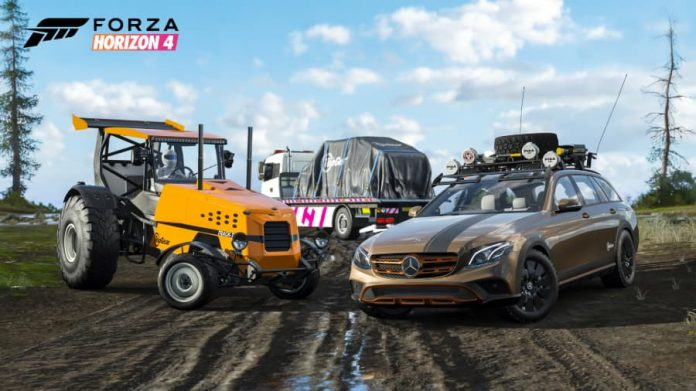 Forza Horizon 4 Now has a Top Gear-Themed Horizon Story – GameSpew
