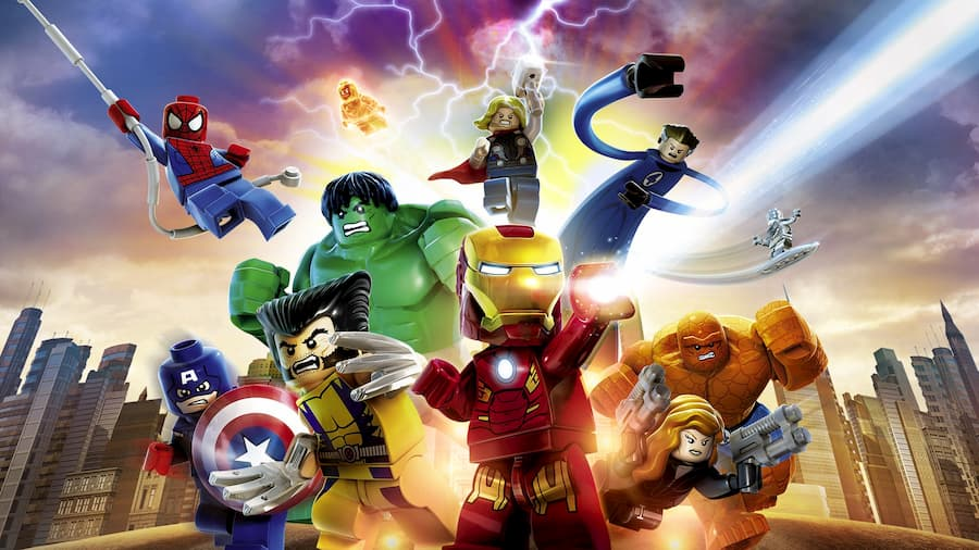 lego marvel best lego games on ps4