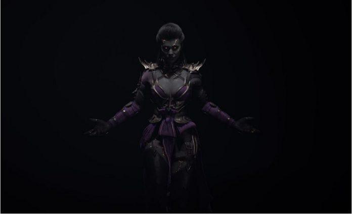 Mortal Kombat 11 Sindel (1)