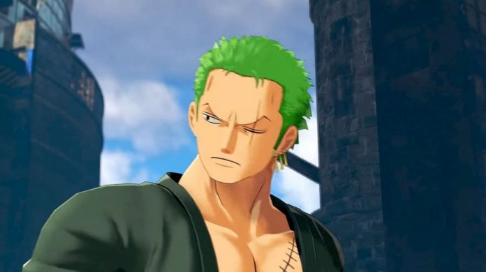 One Piece World Seeker DLC Zoro (1)