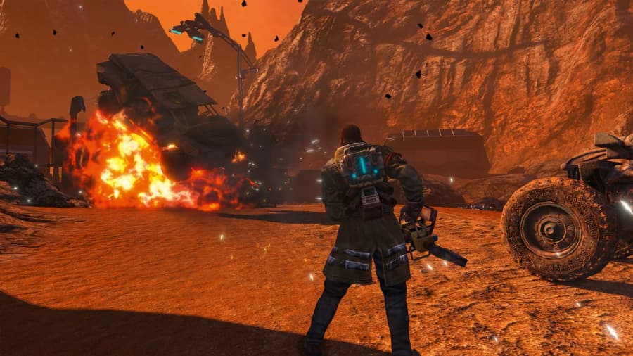 Red Faction Guerrilla Re-Mars-tered Switch 1 (1)