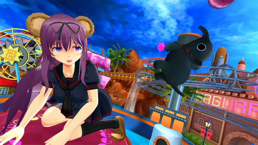Senran Kagura Peach Ball 2 (1)
