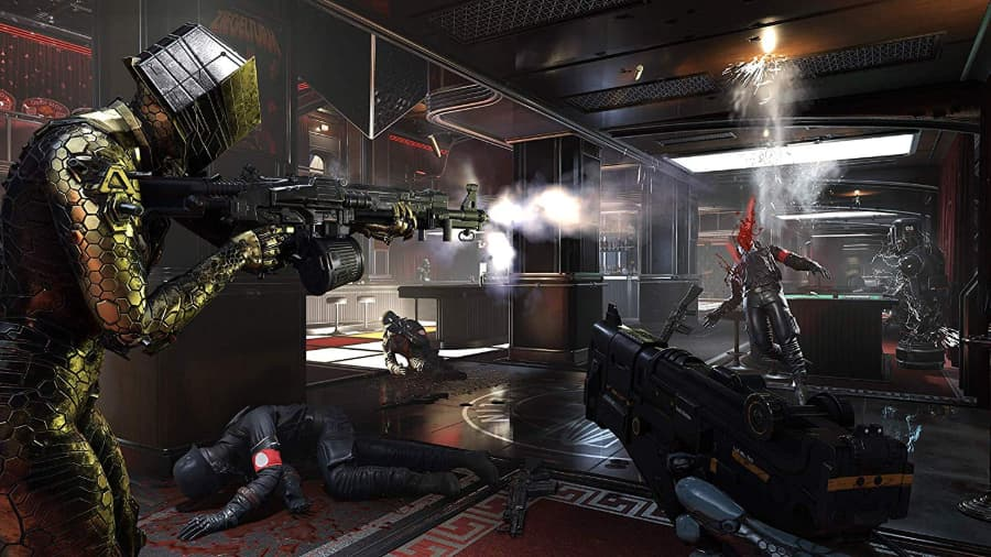 Wolfenstein Youngblood (1)