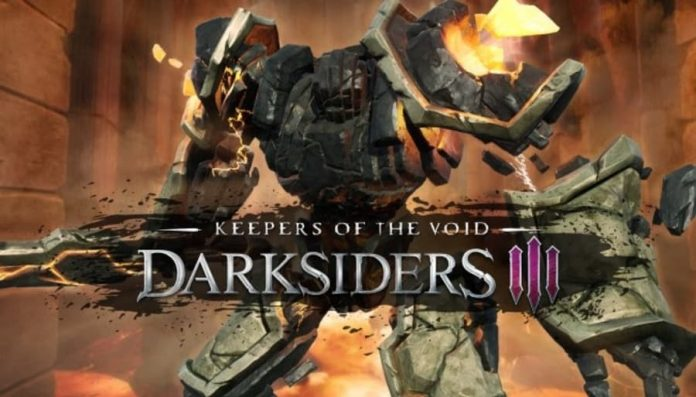 Darksiders 4 Keepers of the Void