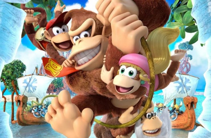 Donkey Kong Country Tropical Freeze (1)