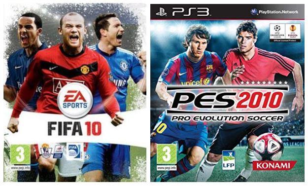 Pro Evolution Soccer (PES) - De geschiedenis van 1992 tot ...  Pes 2001