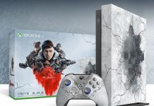Gears 5 Limited Edition Xbox One X (1)