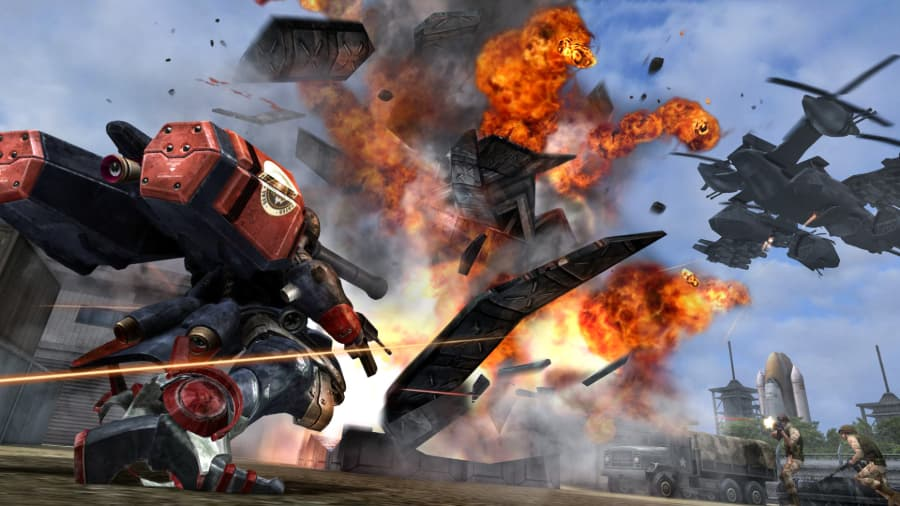 Metal Wolf Chaos XD 2 (1)