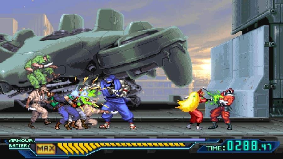 Ninja Saviors – Return of the Warriors 2 (1)