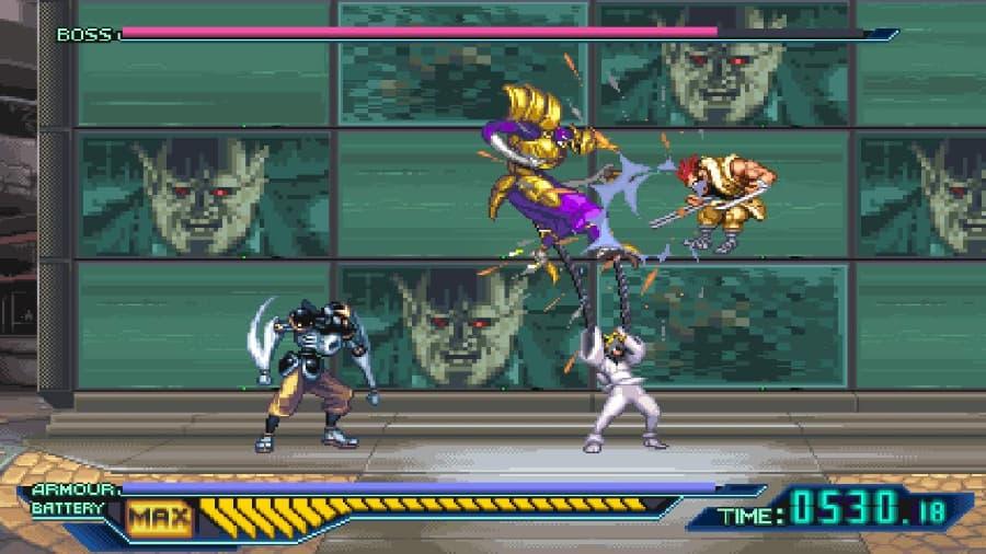 Ninja Saviors – Return of the Warriors 3 (1)